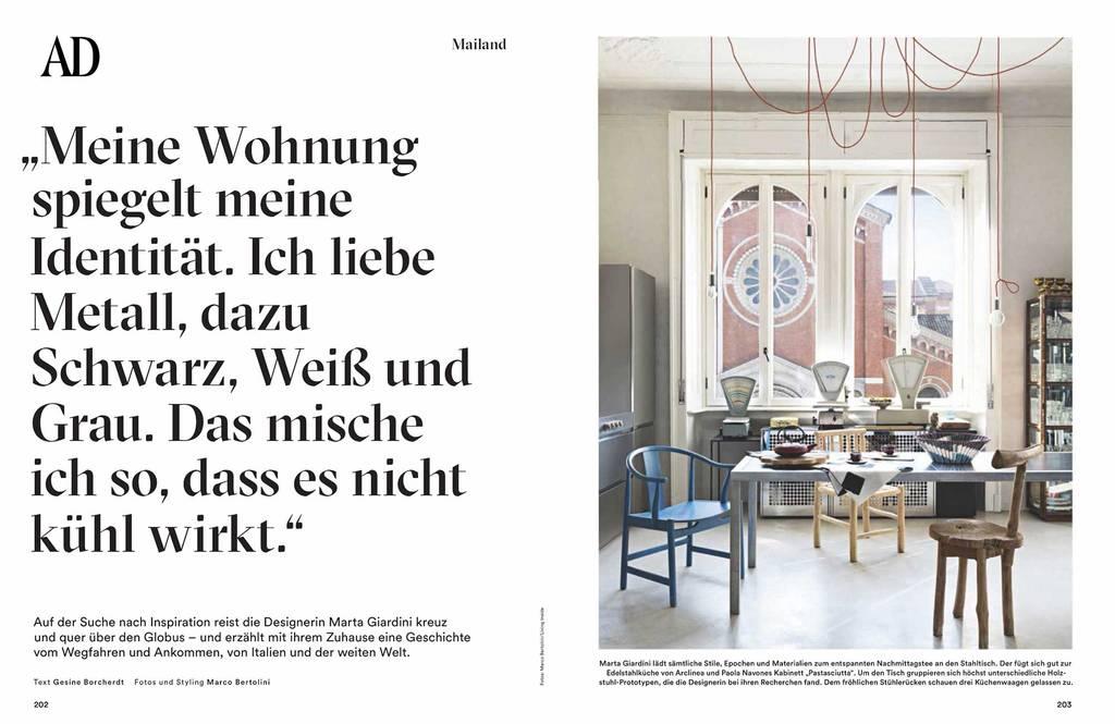 AD Germany / Marta Giardini