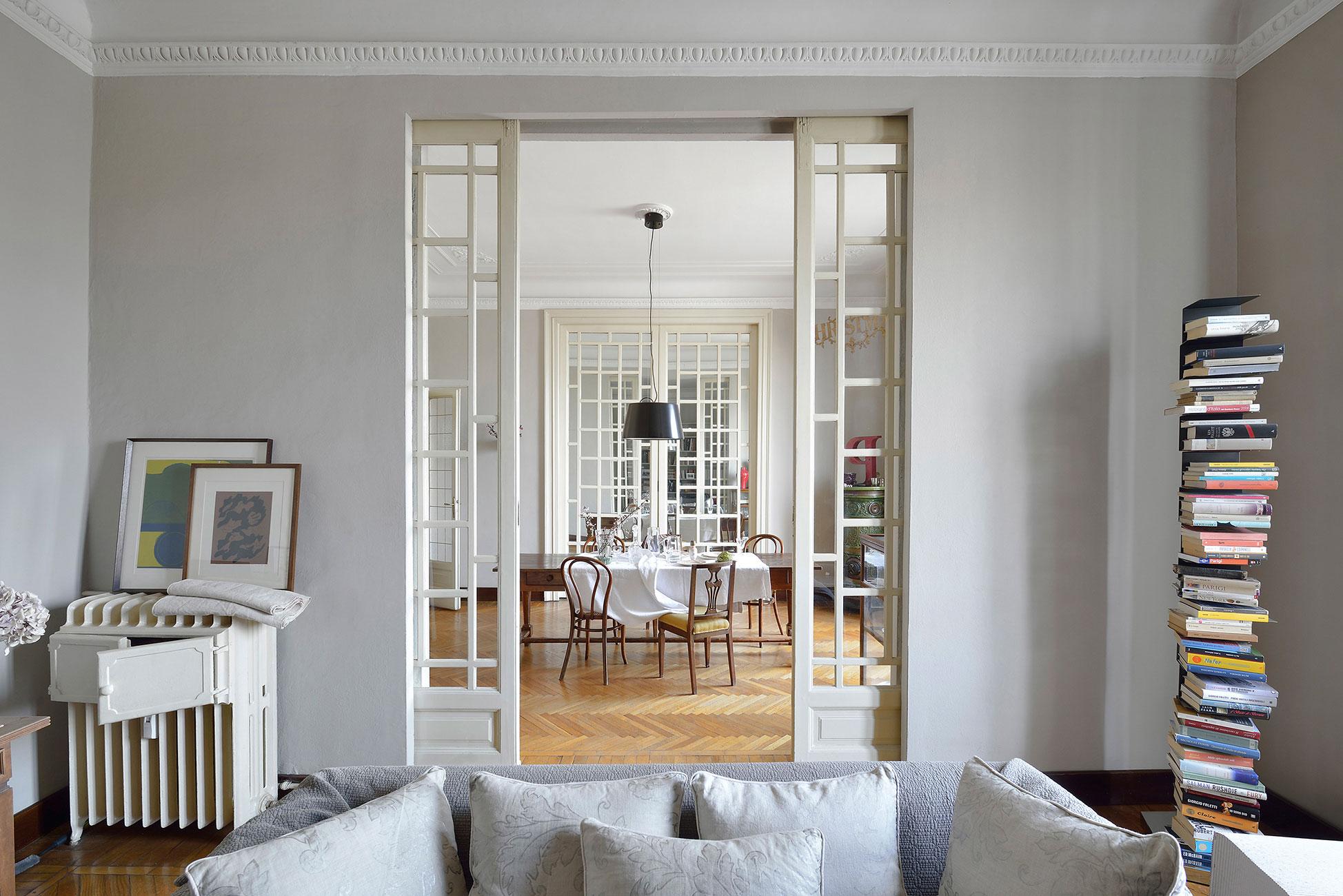 Pareti Colorate Casa Moderna Of New Brenda Cullerton Nyc Marco Bertolini